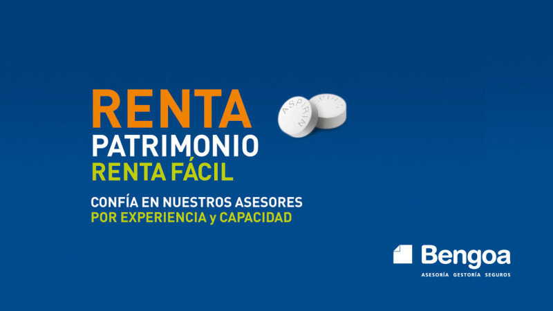 declaracion IRPF Bengoa Vitoria-Gasteiz